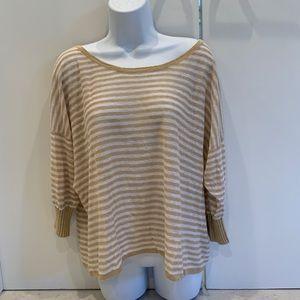 Aqua brand linen summer sweater